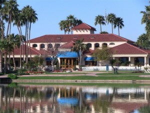 Val Vista Lakes Clubhouse