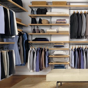 how to stage closet for open house when selling