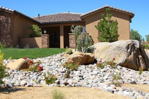 preparing your front yard when selling your house