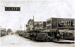 Old Gilbert Picture