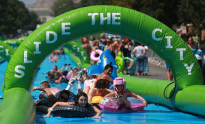 Slide the City AZ