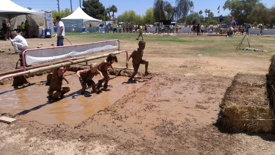 Mighty Mud Mania | Lux Property Group Blog