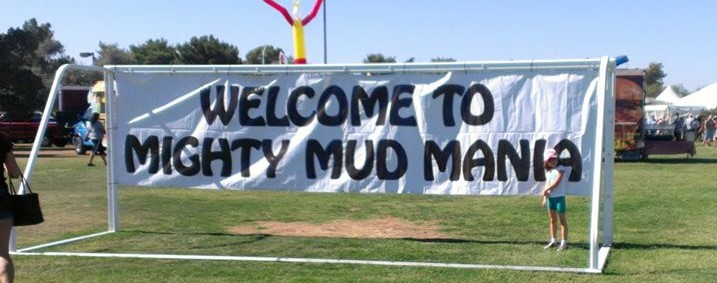 Mighty Mud Mania 2015