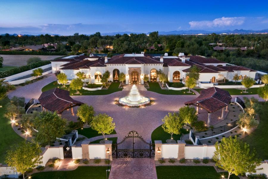 Top Wealthiest Cities in Arizona and Their Most Expensive Neighborhoods