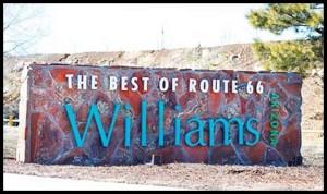 Williams Historic Route 66