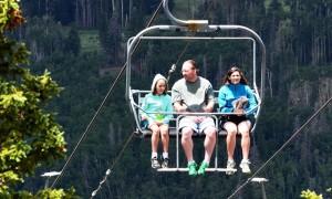 Arizona Snowbowl Scenic Chair Lift