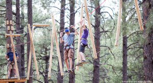 Main Flagstaff Extreme Adventure Course