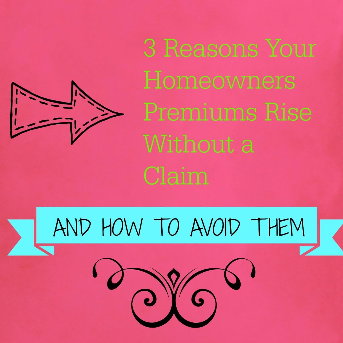 Buying homeowners insurance - 3 reasons homeowners insurance premiums rise without a claim
