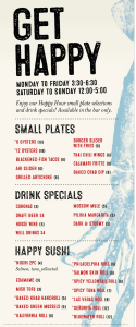 Bluewater Grill Happy Hour Phoenix